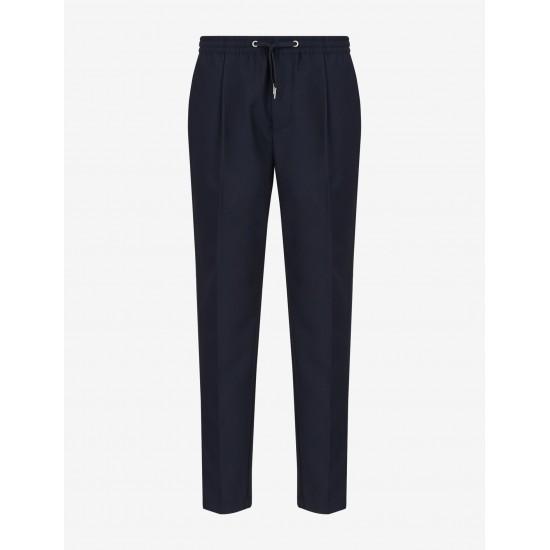 Armani Exchange Ανδρικό Υφασμάτινο Παντελόνι Με Λάστιχο