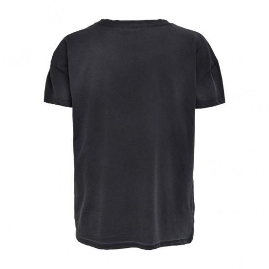 Only Γυναικείο T-Shirt Kiss 15239513
