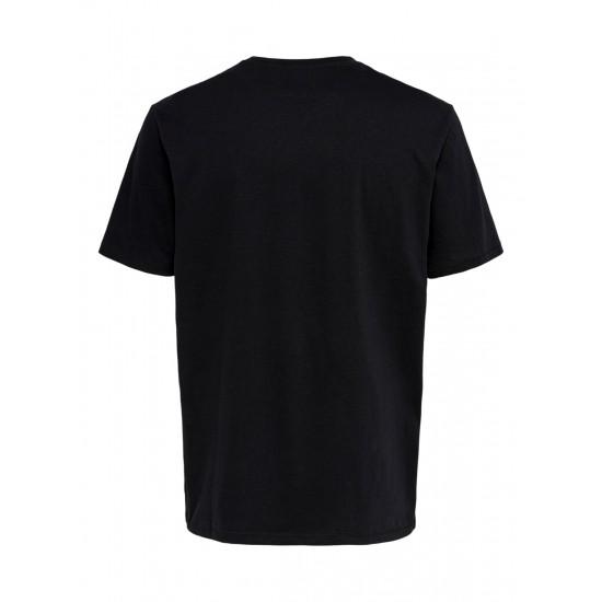 Only & Sons Ανδρικό Μονόχρωμο T-Shirt