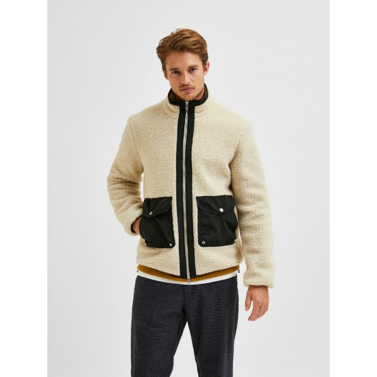 Selected Ανδρικό Fleece Jacket 16080359