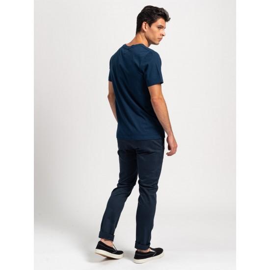 Staff Ανδρική Κοντομάνικη Μπλούζα Τύπωμα