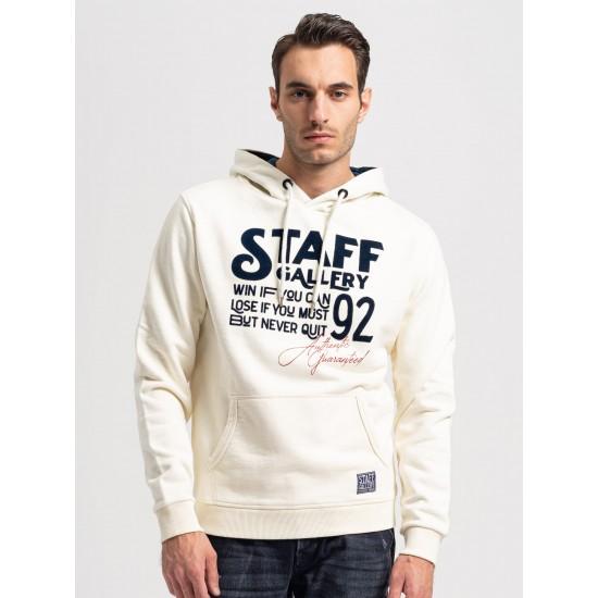 Staff Ανδρικό Φούτερ Logo