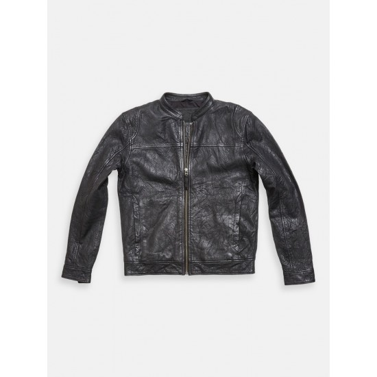 GABBA BENTON LEATHER JACKET
