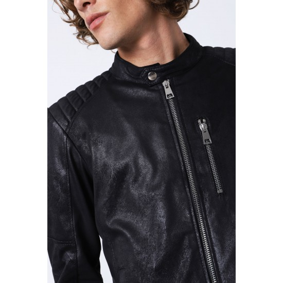 IMPERIAL ΑΝΤΡΙΚΟ LEATHER JACKET