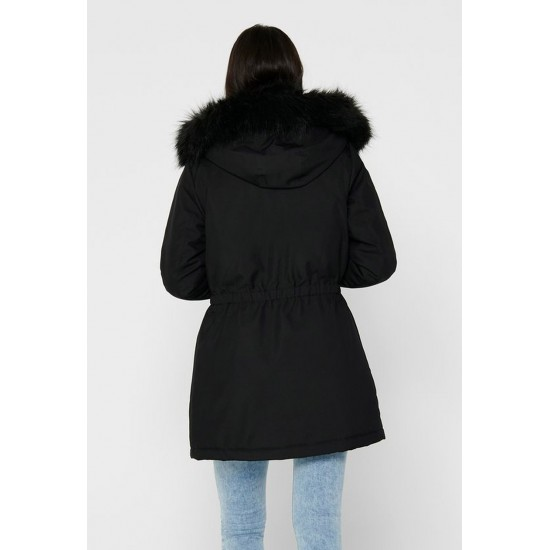 ONLY JACKET PARKA LONG