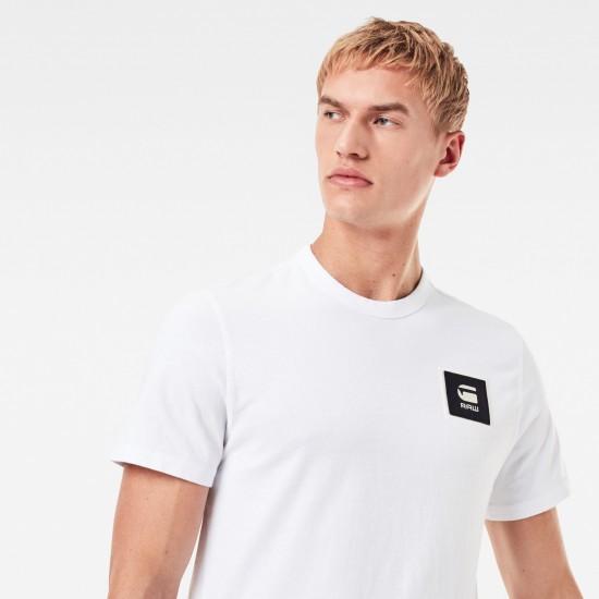 G-Star Ανδρικό Badge Logo T-shirt