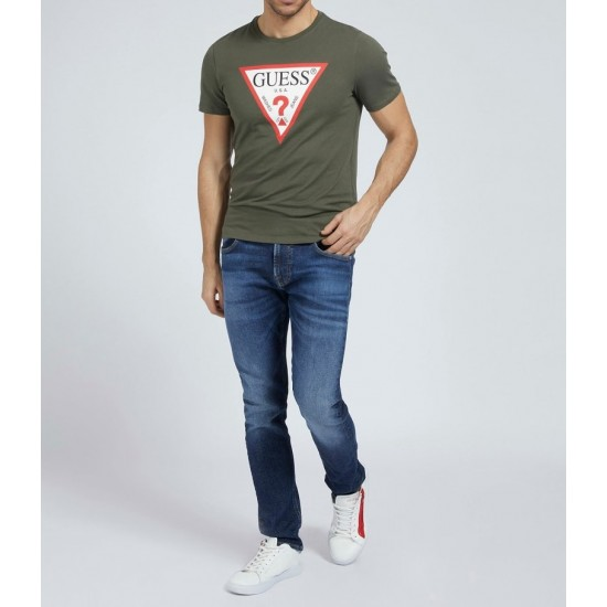 Guess Ανδρικό Original Logo T-shirt