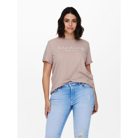 Only Carmakoma Γυναικείο T-Shirt Plus Size