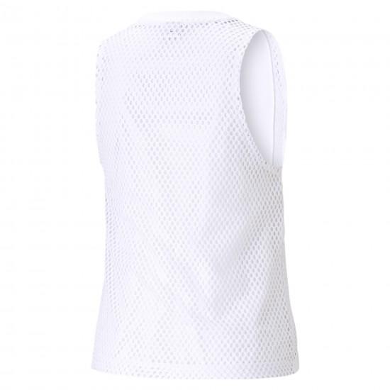 Puma Γυναικεία Μπλούζα Δίχτυ