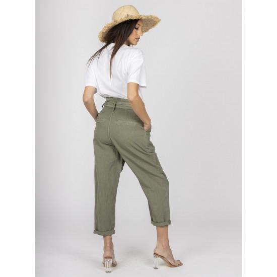 Staff Γυναικείο Υφασμάτινο Παντελόνι Ralita