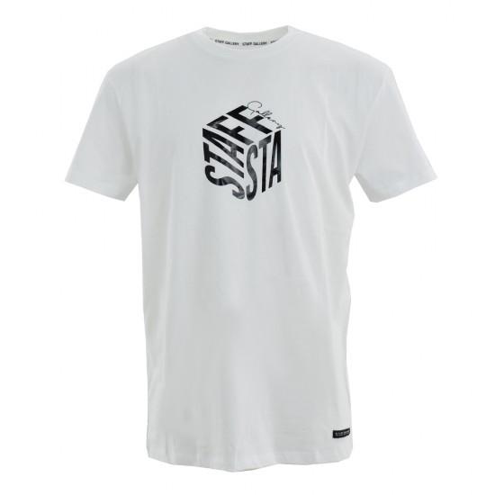 Staff Ανδρικό T-Shirt Στάμπα