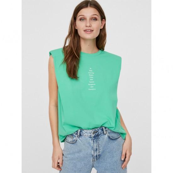 Vero Moda Γυναικείο T-Shirt Βάτες