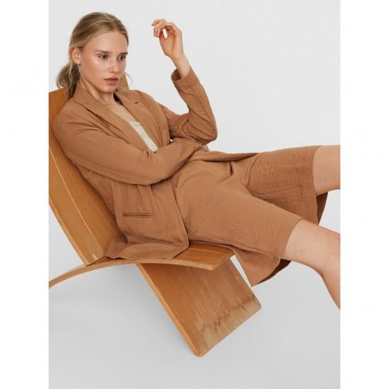 Vero Moda Γυναικείο Μονόχρωμο Σακάκι
