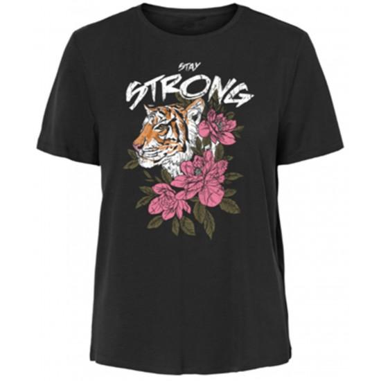 Vero Moda Γυναικείο T-Shirt Με Στάμπα 10263840