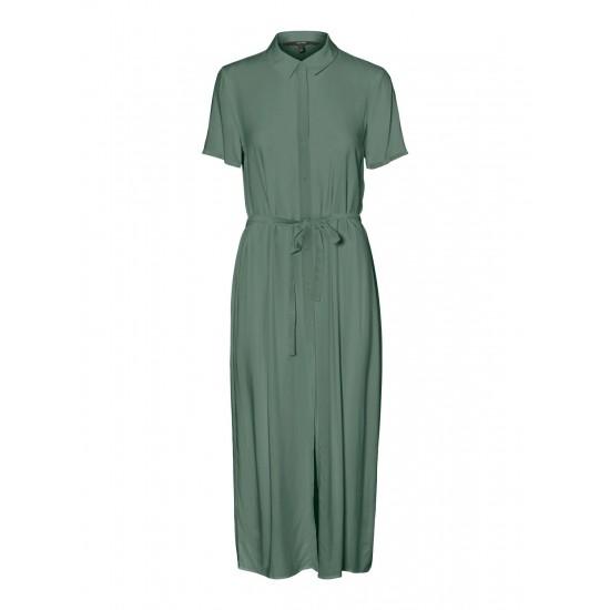 Vero Moda Γυναικείο Φόρεμα Πουκάμισο