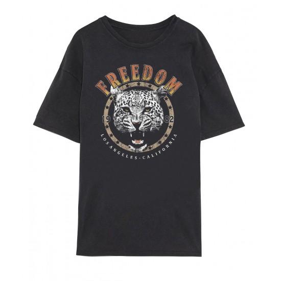 Vero Moda Γυναικείο T-Shirt Στάμπα